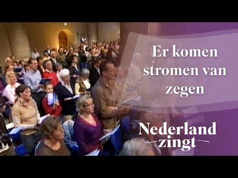 Massale koor- en samenzang vanuit de Nieuwe Kerk te Middelburg. Uitgezonden op 18 april 2009.