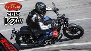 2018 Moto Guzzi V7 Special Editions | Ride Review
