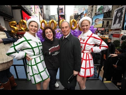 Mayor Bloomberg Announces All Time Record in Visitors