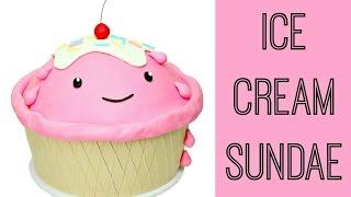 Ice Cream Sundae Cake – CAKE STYLE