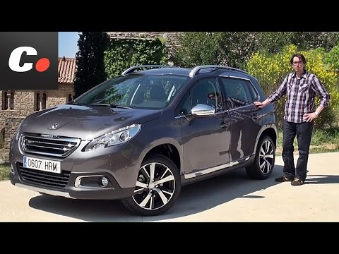 Peugeot 2008 - Prueba / Test / Review (2013)