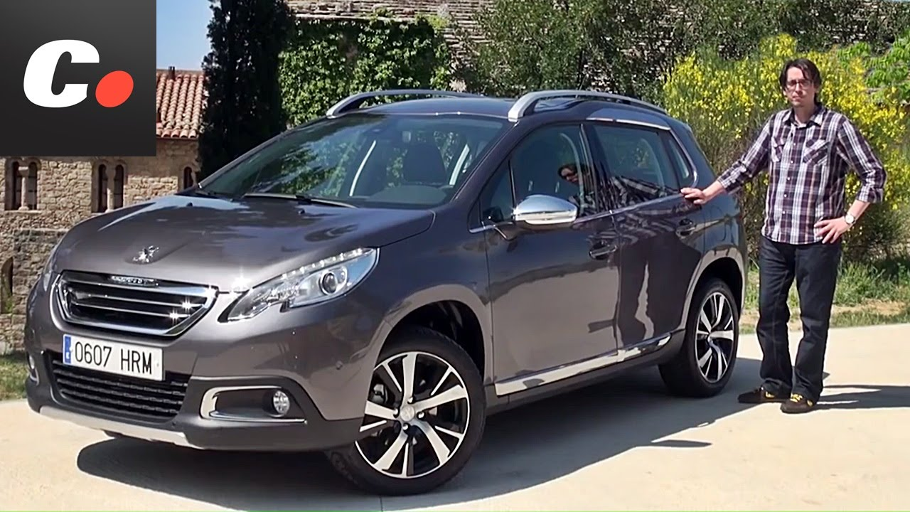 Peugeot 2008 2018 >> Peugeot 2008 - Prueba / Test / Review Coches.net - YouTube