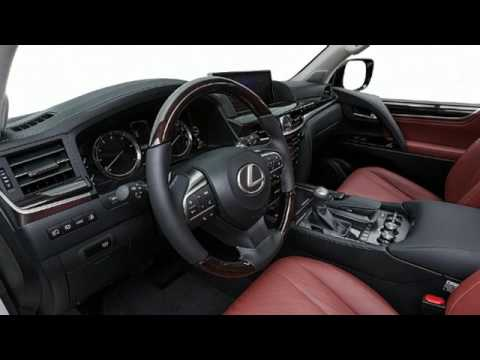 2017 Lexus LX 570 Video