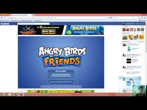 hack  facebook angry birds friends