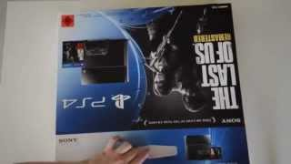 sony playstation 4 unboxing and 360 tour