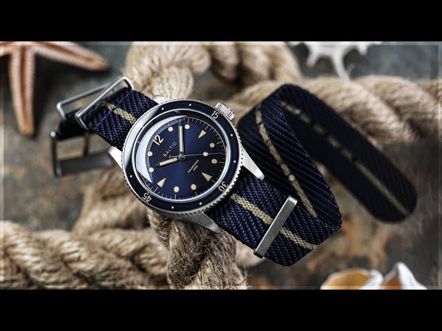 The Best Of Both Worlds | The Baltic Aquascaphe Diver