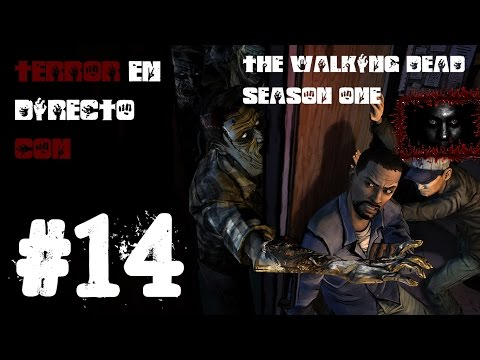 Terror En Directo Con (#14) ☣☠☣ The Walking Dead: Season One ☣☠☣