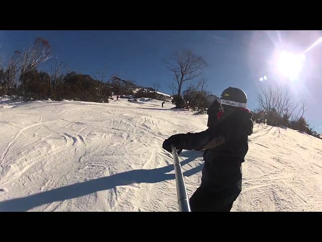Snow trip Thredbo 2012