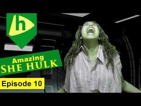 SHE HULK AMAZING - EPISODE 10 - Season 3