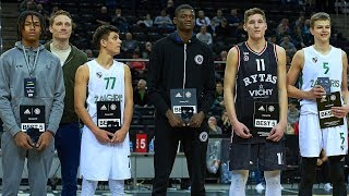 EB ANGT Kaunas: All-Tournament Team Highlights
