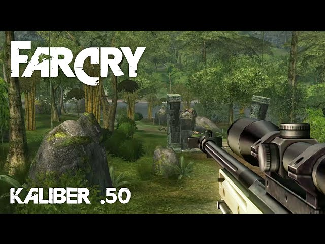 #23   Zagrajmy w Far Cry   Kaliber .50