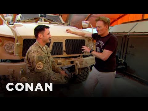 Conan Teases #MissionConan  - CONAN on TBS