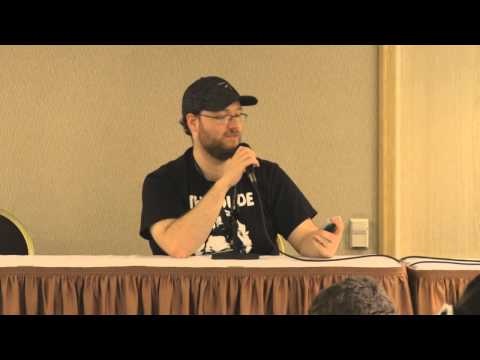 LittleKuriboh Panel and Interview at PMX 2012