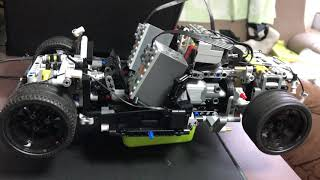 LEGO Technic ICARUS(by Madoca1977) power function test