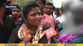 Rape & Murder of 9 Months Old Baby Sparks Huge Protests | at Across the State