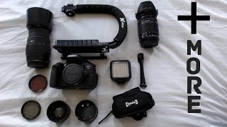 Canon Rebel T6i Unboxing and Review: DIY YouTube Starter Kit