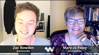 Windows Central Podcast | Episode 142 with Mary-Jo Foley