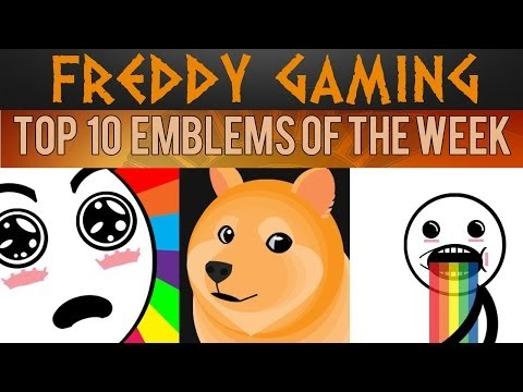 BF4 Top 10 Emblems of the Week 1   Battlefield 4 Custom Emblems