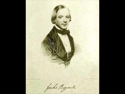 Giulio Regondi - Nocturne 'Rêverie', op. 19