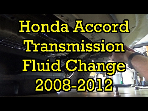 how to change manual transmission fluid honda accord how