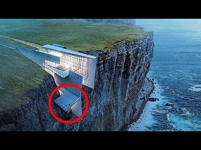 World's MOST Daring Houses