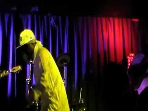 Errol Dunkley live at the Hootananny 26th August 2012 Pt 2.