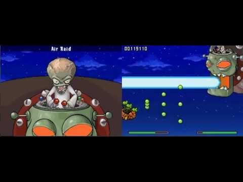 Plants vs Zombies DS: Air Raid
