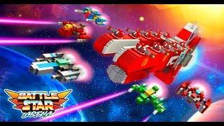 Battle Star Arena - eRepublik Labs - Gameplay - iOS / Android