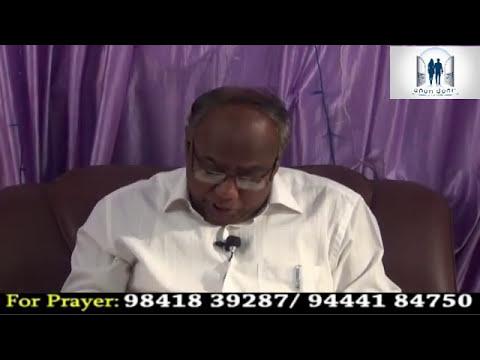 TAMIL CHRISTIAN MESSAGE BY PASTOR STEPHEN DEVAKUMAR ZACHARAIH 10-12