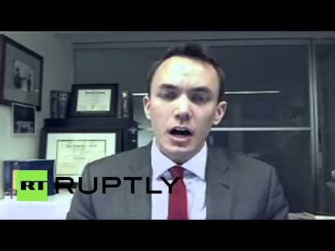 USA/UK: 'UK and Sweden are clearly violating international law' - Assange's lawyer