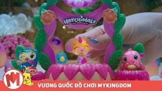 Quảng cáo đồ chơi Hatchimals Seaon 4 - Khám phá thế giới Hatchtopia về đêm