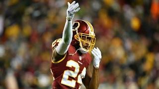 Josh Norman Redskins Highlights 2016-17