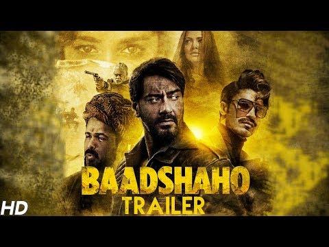 Baadshaho Official Trailer | Ajay Devgn, Emraan Hashmi, Esha Gupta, Ileana D'Cruz & Vidyut Jammwal thumbnail