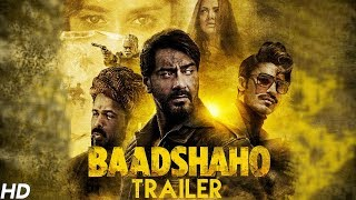 Baadshaho Movie Review, Rating, Story, Cast & Crew
