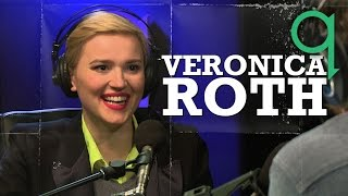 Veronica Roth finds killing characters hard