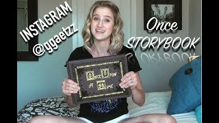 THANK YOU GIFT To my SUBSCRIBERS - ONCE UPON A TIME Storybook