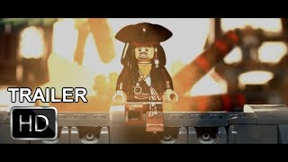 Pirates of the Caribbean: Dead Men Tell No Tales Trailer IN LEGO