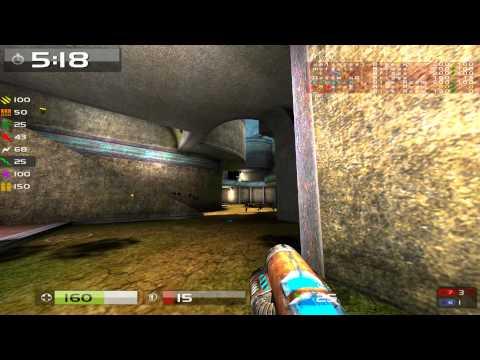 Quake Live: DovewinG pov CA Korea republic 2015-07-05