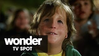 "Wonder (2017 Movie) Official TV Spot - ""Show Them"" – Julia Roberts, Owen Wilson"