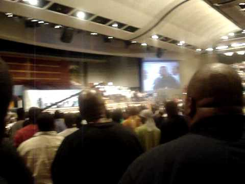 T.D. Jakes Man Power Conference 2009 Visions and Dreams