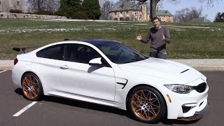 Is the BMW M4 GTS Worth Double the Price of a BMW M4?