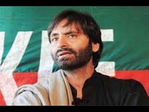 Yasin Malik observes fast protesting Afzal's hanging