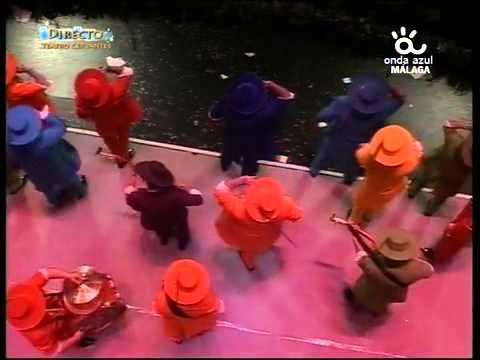 Comparsa Los Seductores, Final Carnaval de Málaga 2013