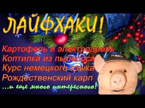 стендап приколы и лучшие лайфхаки на рождество и новый год