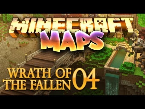 MINECRAFT MAPS [HD+] S01E04 - Wrath of the Fallen #04 ★ Minecraft Adventure Maps