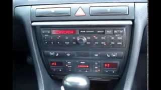 1999 Audi A6 2.8 C5 Quattro Avant Wagon