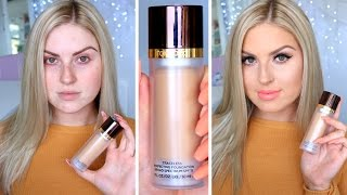 $80 Foundation First Impression! ♡ Tom Ford Traceless Perfecting Foundation