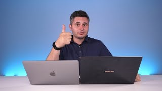 Asus Zenbook S vs Apple Macbook - UNBOXING & REVIEW - Cavaleria.ro