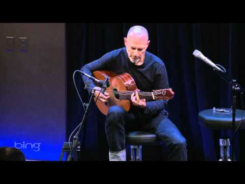 Ottmar Liebert - Snakecharmer (Live in the Bing Lounge)