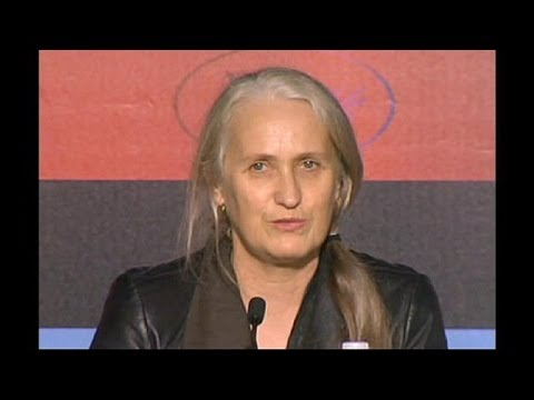 Jane Campion named Cannes jury president